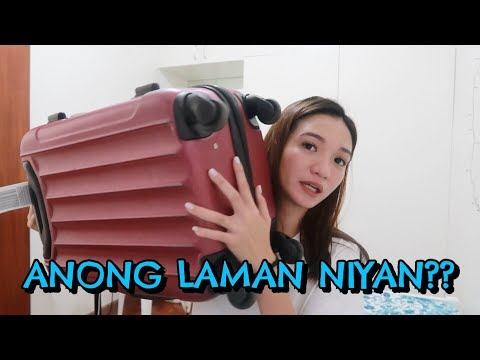 What I Packed For My Hongkong Trip + GIVEAWAY!!! | Angel Dei