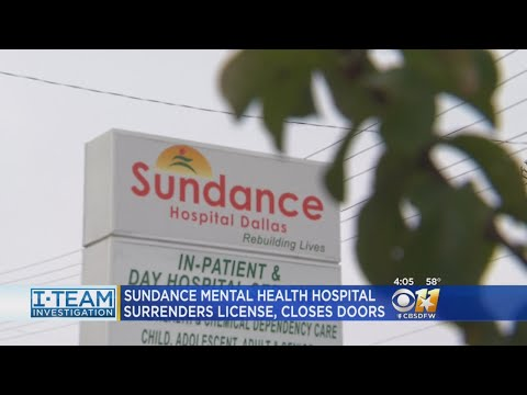 North Texas Mental Health Hospital Chain Investigated By I-Team For 5 Years Shuts Down