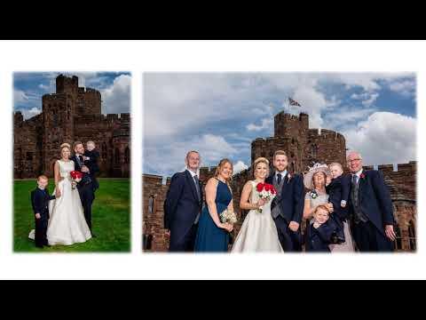 Andrew and Corinne Peckforton Castle Wedding