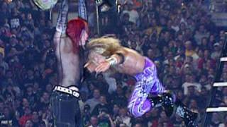 Edge Spears Jeff Hardy - WrestleMania X-Seven