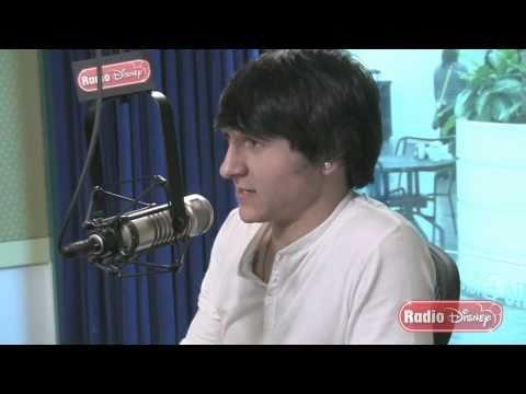Mitchel Musso Discusses Celebrate During Take Over of Radio Disney