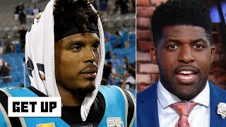 The Chicago Bears should be interested in Cam Newton - Emmanuel Acho | Get Up