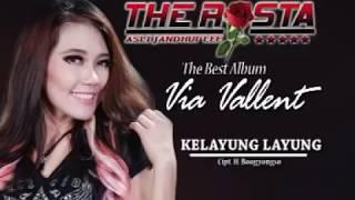 Download lagu Via Vallen - Kelayung-layung (Official Music Video) - The Rosta - Aini Record Mp3