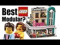 LEGO Downtown Diner 2018 set - The Best LEGO Modular Building?