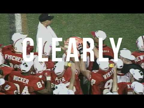 Wear Red Be Clear. Nebraska Athletics Bag Policy