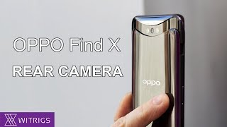 OPPO Find X Rear Camera Repair Guide