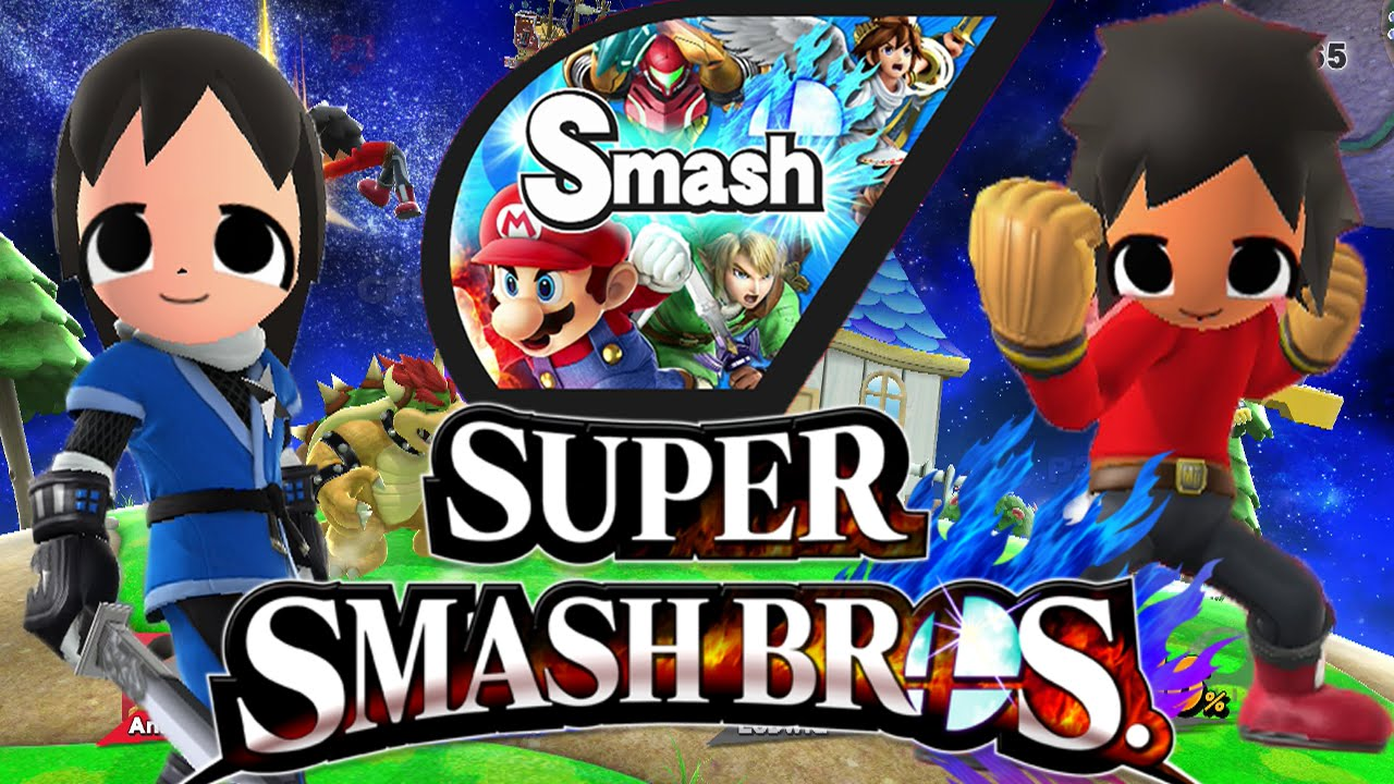 super smash bros 4 matchmaking Super smash bros for 3ds is almost everything you could ask for from a portable version of smash for a game like smash bros, having unreliable matchmaking.