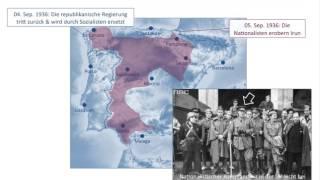 Spanischer Bürgerkrieg (1936-1939)