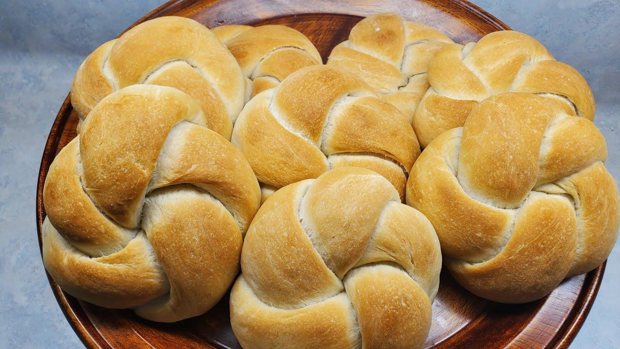 como hacer este bonito pan trenzado de sal especial para tortas