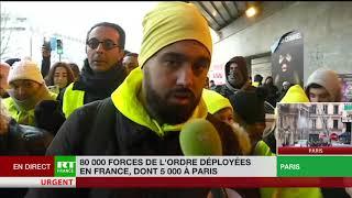 Eric Drouet sur le RIC : «Les français sont prêts à prendre des décisions importantes»