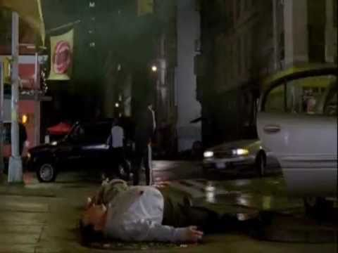 Sopranos - New York mob boss murdered in public