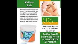 Buy Face Scrubs Online - Herbal Product