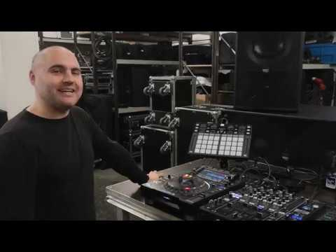 """How to Pioneer"" Teil 2, Setup Pioneer DDJ-XP1 & CDJ-2000NXS2"