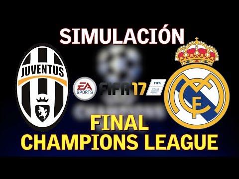 Juventus-Real Madrid | Simulación de la Final de la Champions League 2017 en FIFA17