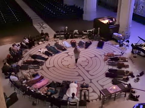 Sound Healing Grace Cathedral May 2017 - excerpts