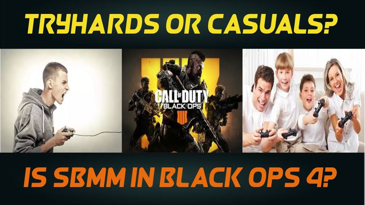will black ops 4 have skill based matchmaking