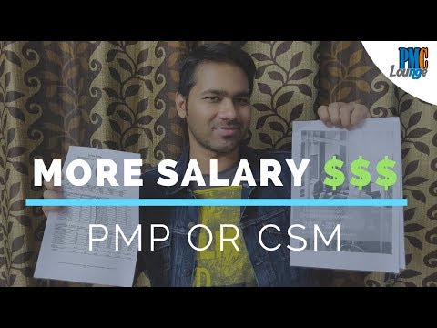 PMP Vs CSM | Which Certification Offers Better Salaries?