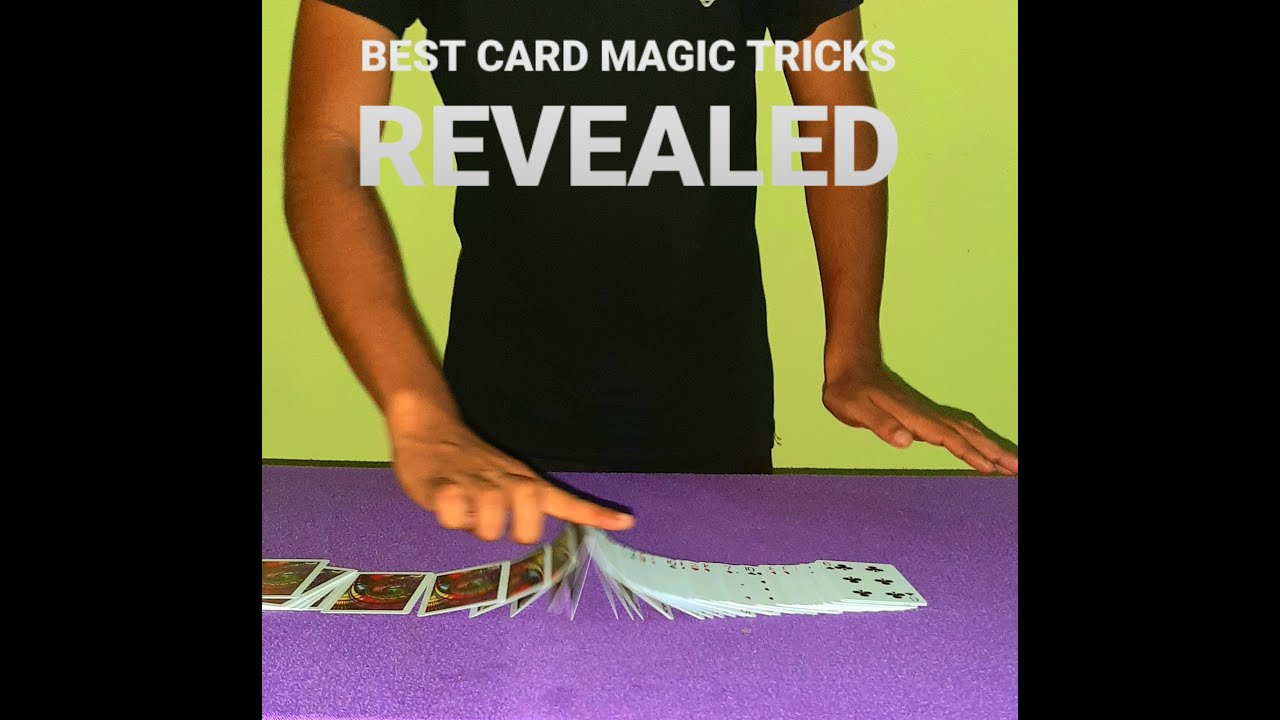 easy card tricks you can learn in 5 minutes  youtube