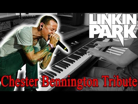 Linkin Park - What I've Done (Chester Bennington Tribute)