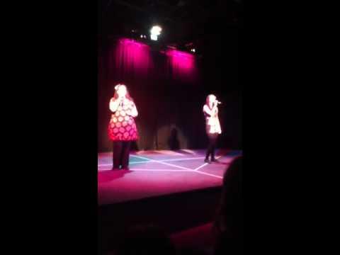 Chiquitita - Caragh and Vyvyan @ The Pump House Theatre, Wa