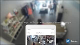 Video Surveillance & Camera Security Systems for Business Owners by ADT