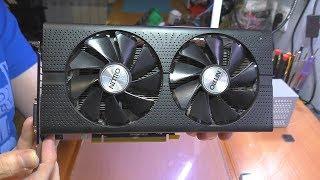 Немає зображення / Не запускається відеокарта Sapphire AMD Radeon RX 470 NITRO+