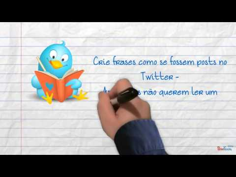 Видео Apresentação de trabalho escolar criativo