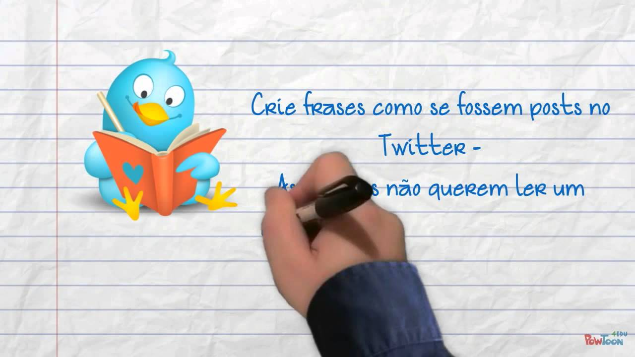 Well-known Uma Apresentação Criativa - YouTube EV15