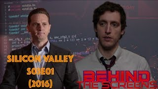 The Silicon Valley S03E01 Easter Egg code explained