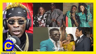 Shatta Wale finally speaks;explains h๐w Already video was shot; what Beyoncè told him when they met