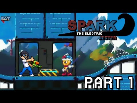 Let's Play Spark the Electric Jester - Part 1