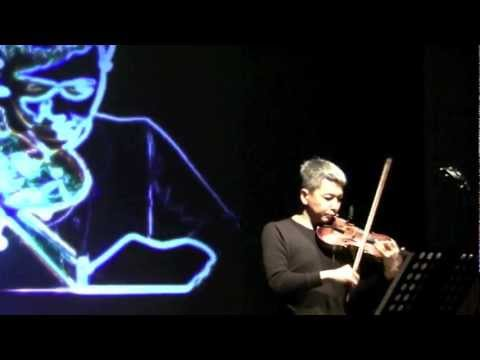 Paradox for Violin Solo and Electronics Live