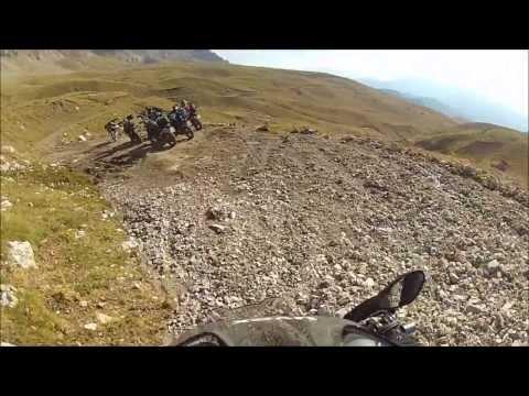 F 800 GS Dirt Ride - Mountain Vardousia Greece