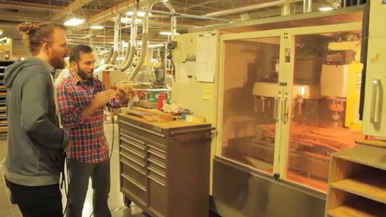 Prs Factory Tour Paul Reed Smith Guitars Youtube