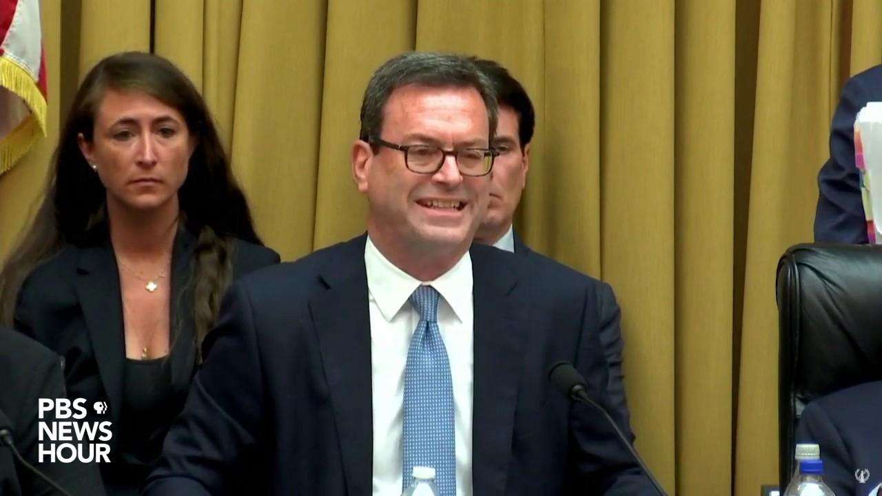 Watch Full Exchange Between Corey Lewandowski And House Judiciary