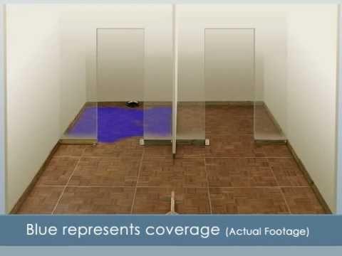 iRobot Roomba Multi Room Coverage