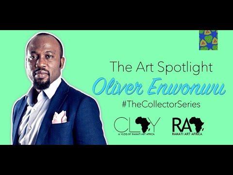 THE ART SPOTLIGHT: Oliver Enwonwu
