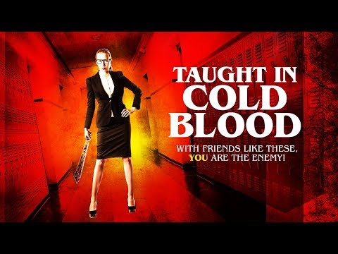 Taught In Cold Blood | Horror Movie | Thriller | HD | English | Full Film