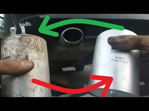 [SCHEMATICS_4CA]  Mercedes w 203 Fuel Filter replacement C class - YouTube | Changing Fuel Filter Mercedes |  | YouTube