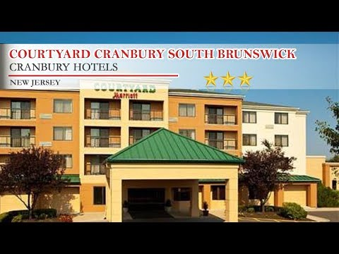 Courtyard Cranbury South Brunswick - Cranbury Hotels, New Jersey