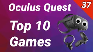 Oculus Quest - Top 10 Games | Reviews, Tests, Gameplay (deutsch / 37. KW 2019) Virtual Reality VR