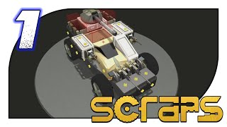 Scraps *First Taste* - 1. Bot Bashing!