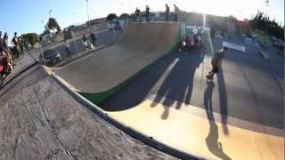 Burnt Ass 420 Skate Jam