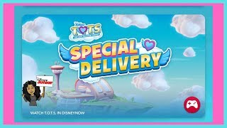 Tots Special Delivery Game | Disney Junior | T.o.t.s.