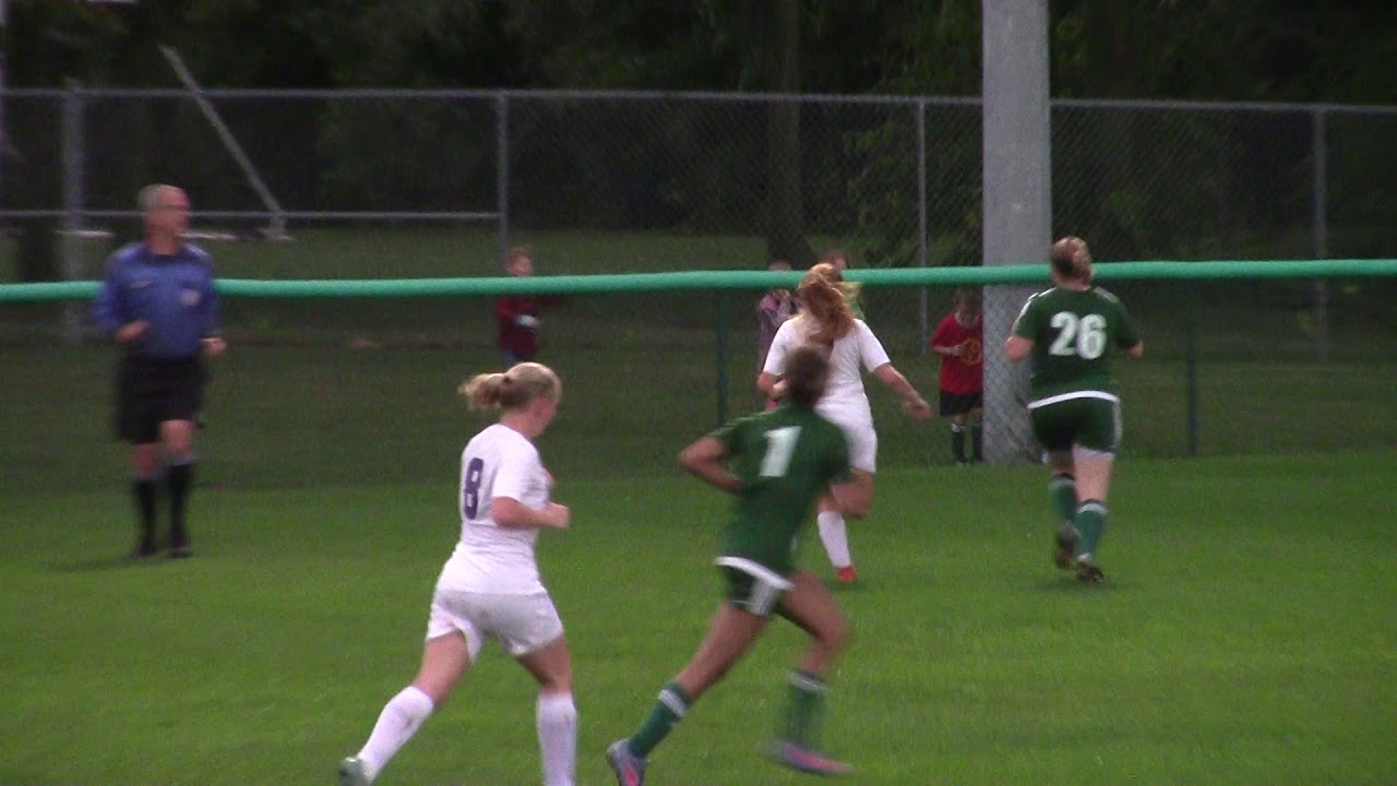 Chazy - Ticonderoga Girls  9-26-18