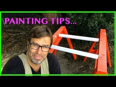 House Painting Tips And Tricks Youtube
