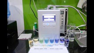 TK-HS92 Máy lọc nước ion kiềm Panasonic cao cấp nhất (tính tới 11/2020)