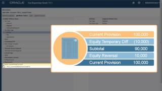 Configuring Temporary Differences in Tax Reporting  video thumbnail