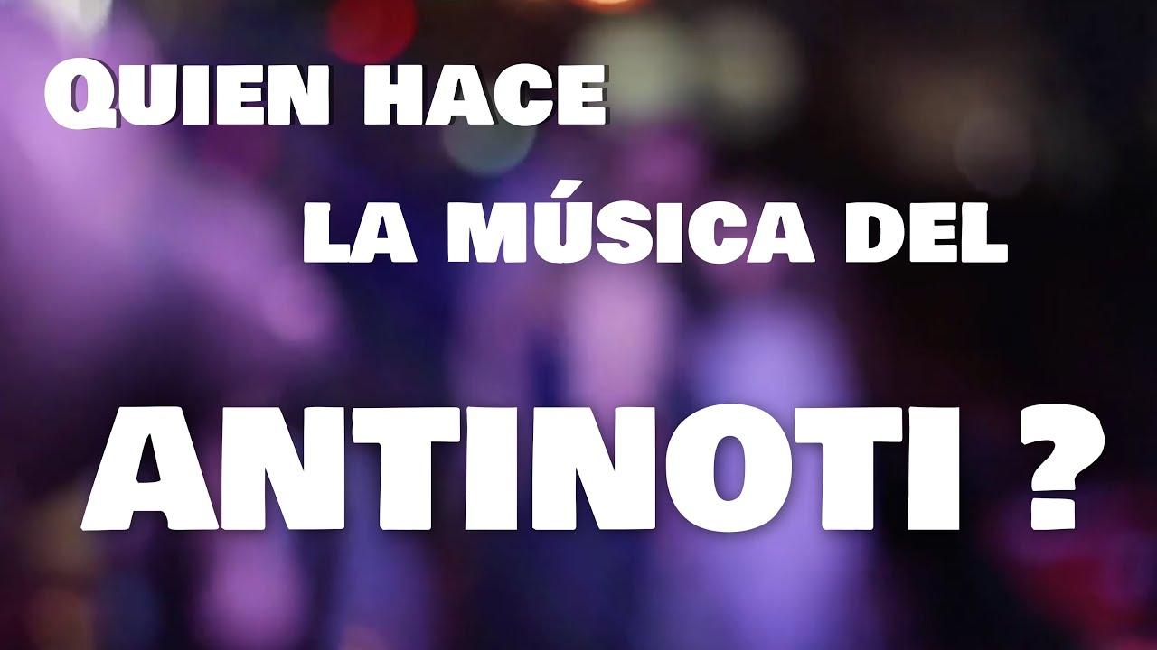 Quién hace la música de El Antinoti? | 2x2 con Ariel Santana