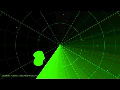 Radar Indicator Simulation
